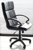 empty office chair poster