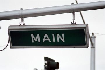 streetsign: main