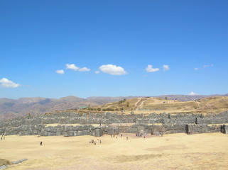 templo sacsayhuaman  cusco