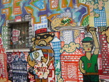 graffiti am stadium 3 poster