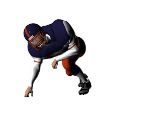 football player 13