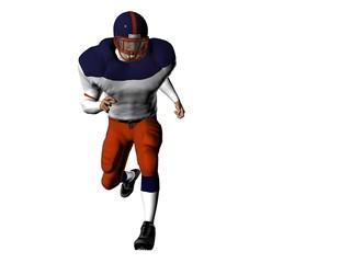 football player 18