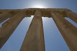 ancient columns poster