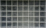 glass grid wall poster