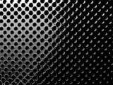 circular mesh poster