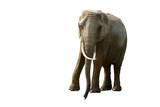 elephant détouré poster