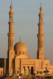 grande mosquée de assouan poster