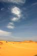 désert d'egypte