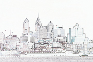 philadelphia sketch