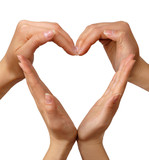 symbol heart poster