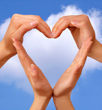 symbol heart 3 poster