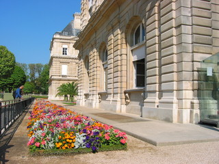paris luxembourg palace