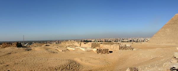 panoramique du caire