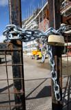 locked gates poster