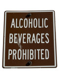 no alcohol sign isolated by clipping path poster