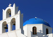 orthodox church, santorini, greece