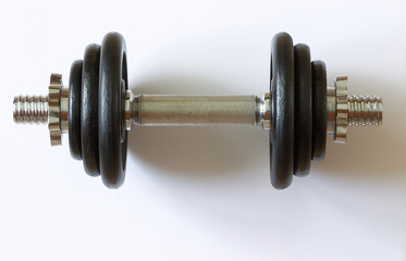 dumbell (isolated)