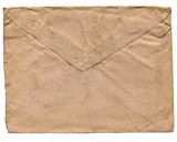 vintage envelope for letter poster