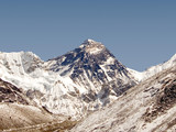 mount everest - nepal poster