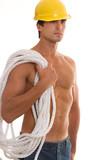 male handyman poster
