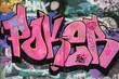 poker graffiti