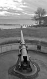 vintage artillery poster