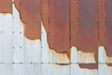 bleeding rust background poster