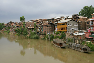 living in srinagar, kashmir