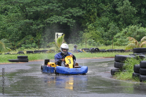karting in the rain 5