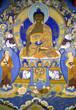 peinture tibétaine