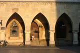 das rathaus in münster (westfalen) poster