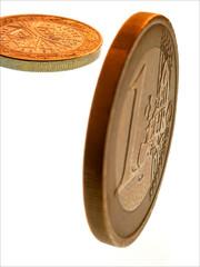 deux pieces d'un euro