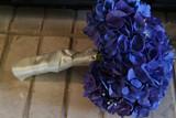 brides bouquet poster