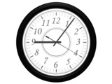 isolated clock 01