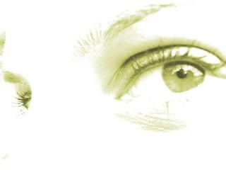 visage - oeil