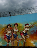 three runners poster