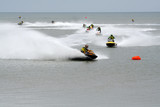 competition jet-ski poster