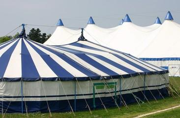 tentes de cirque