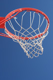 basketball net poster