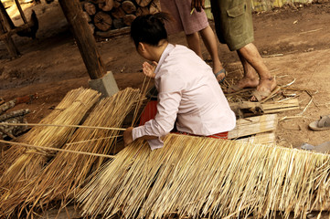 thailand, chiang mai: palong hilltribe