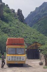 bus mexicain