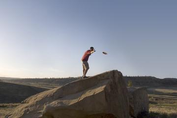frisbee golf - folf