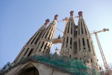 sagrada familia de barcelona