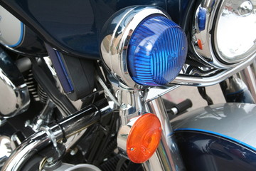 police motorcycle 5
