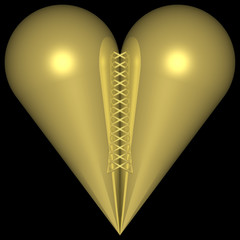 golden heart 004