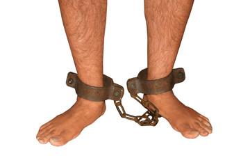 leg irons