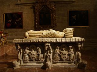 tumba del papa