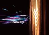 computer hacker poster
