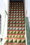 tiled steps poster
