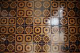 tile pattern poster